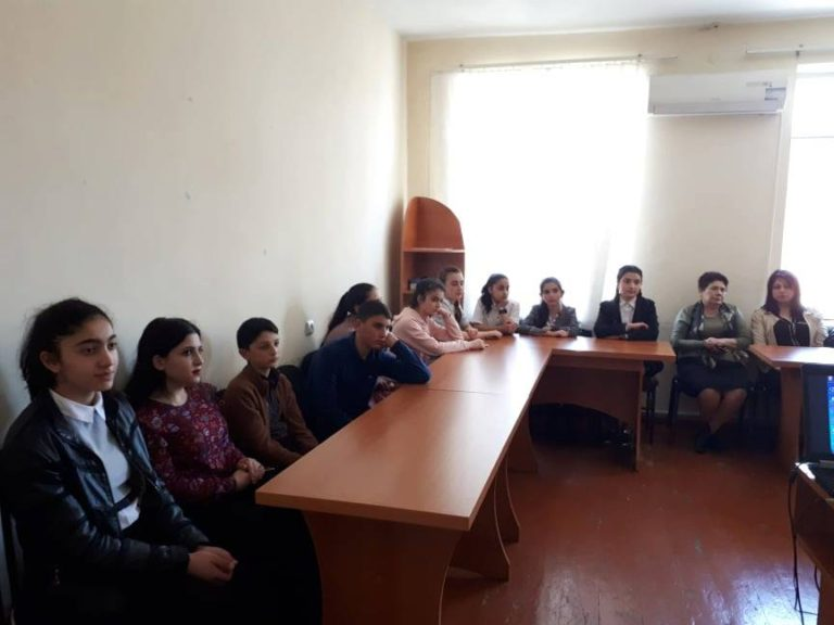 PROFESSIONAL AND CAREER ORIENTATION GORIS COMMUNITY CENTER ALREADY PROVIDES ITS SERVICES