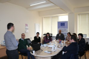 IMPORTANT TRAINING FOR TO RAISE THE VISIBILITY OF ARMENIAN EDUCATIONAL NETWORK AND MEMBER ORGANIZATIONS