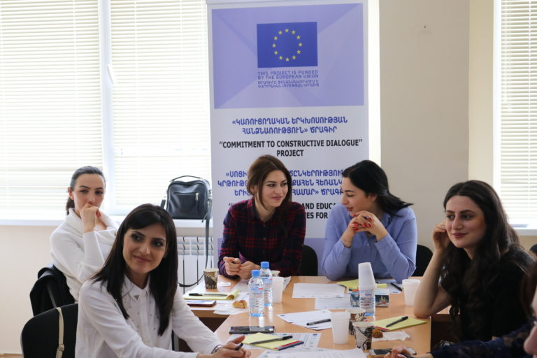 TRAINING FOR JOURNALISTS: HOW TO WORK WITH CSOs AND COVER THE EDUCATIONAL SPHERE