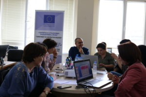 HIGHLY IMPORTANT TRAINING FROM THE VIEW OF THE FINANCIAL STABILITY OF ARMENIAN EDUCATIONAL NETWORK AND NETWORK MEMBER ORGANIZATIONS WAS CONDUCTED