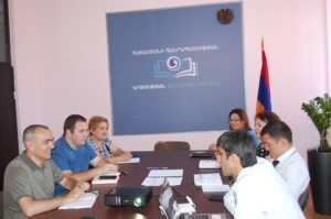 ARMENIAN EDUCATIONAL NETWORK PARTICIPATED IN THE PUBLIC DISCUSSION ON THE BUDGET OF EDUCATION INSPECTION BODY